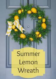 summer wreaths for front door20 Beautiful Summer Wreath Tutorials and Ideas  Hative