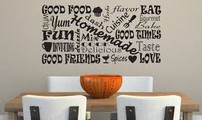 Ideas For Decorating Kitchen Walls Far Fetched Kitchen Wall Decorations Wall  16