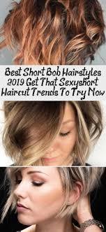 SHORT WAVY HAIR 2019 #wavyhairBrown #wavyhairKorean #wavyhairBob  #wavyhairFormal #wavyhairVolume | Short bob hairstyles, Wavy hair, Bob  hairstyles