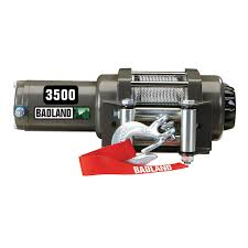 3500 lbs atv utility electric winch with automatic load holding brake 3000 Pound Badland Winches Wiring-Diagram 3000 Pound Badland Winches Wiring Diagram #46