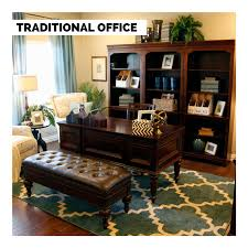 office styles. Three Home Office Styles S