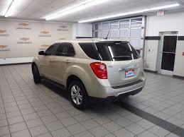 2013 Used Chevrolet Equinox FWD 4dr LS at Landers Chevrolet ...