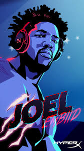 Tons of awesome joel embiid wallpapers to download for free. Joel Embiid Jugador Profesional De La Nba Y Avido Gamer Hyperx