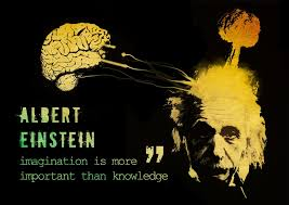 Albert Einstein Quotes Creativity More Important Than Knowledge And