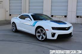 2013 Chevrolet Camaro ZL1 By Superior Auto Design Review - Gallery ...