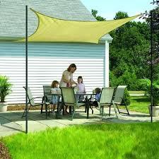 triangle sun shades for patios outdoor sun screen shade fabric beach garden yard triangle sun shade
