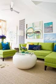 color schemes blueberry blue and sour apple green interior design
