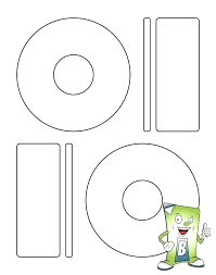 Avery Cd Labels Template Avery Cd Insert Template Label Size