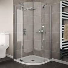 From £159.95; Frameless Enclosures  Victorian Plumbing a
