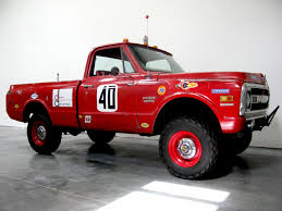 All Chevy chevy c10 4×4 : Steve McQueen's 1969 Chevrolet C10, the first GM fac | Hemmings Daily