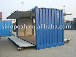 Sea Land Containers For Sale Buy Cargo Containers In 20ft Swing Door Shipping Container Buy