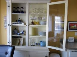 Dish Display Cabinet Whats Inside The China Cabinet Organized Styled