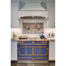 La Cornue It's Blue In Montclair NJ Interior Design By Tracey Enchanting La Cornue Kitchen Designs