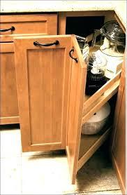 elegant blind corner cabinet organizer pull out shelf pretty co