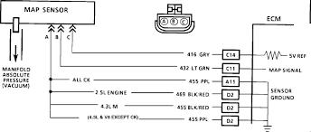 Map Sensor Voltage Chart Wiring Diagram For Code 33 Map Sensor Circuit Signal