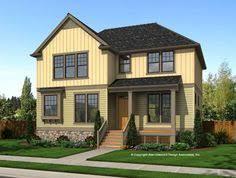 Mascord House Plan B   House plans  House and The O    jaysTraditional Neighborhood Design   House Plans that Emphasize Community   Page of   houseplans co