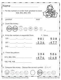 Great Math For 2nd Graders Images - Worksheet Mathematics Ideas ...