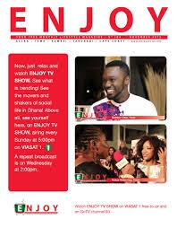 Issue <b>104</b> - November 2015 by Enjoy Magazine - issuu