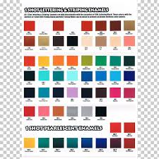 Color Chart Paint Color Mixing Paint Png Clipart Free