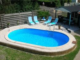 Happy Pool Ovaal Metalen Zwembad 814 X 500 Cm Hoogte 120cm