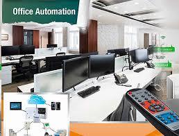 office automated system. Office Automated System O