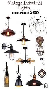industrial lighting fixtures vintage. boy room vintage industrial lighting fixtures