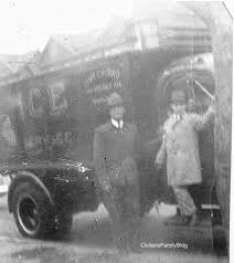 Frank Civitano the Ice Man | Branches On Our Civitano Family Tree