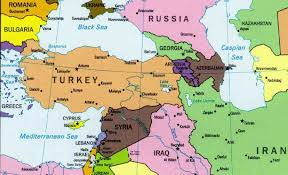 turkey country map surrounding countries. Perfect Turkey Turkey Map Political Regional With Country Surrounding Countries K