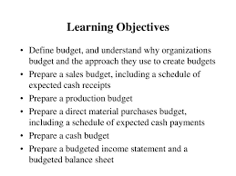 Wonderful Create An Income Statement Using A Cash Budget