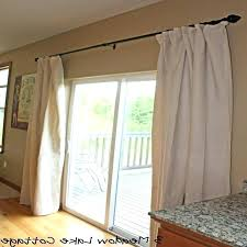 curtains for sliding glass doors with vertical blinds panel curtain rods bli