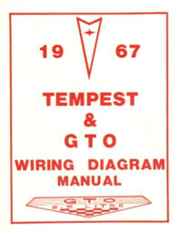 pontiac gto convertible top wiring diagram wirdig details about pontiac 1967 tempest amp gto wiring diagram 67