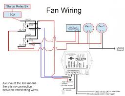 fan controller question for a bodies only mopar forum electric fan controller wiring diagram [ img] there's the wiring diagram