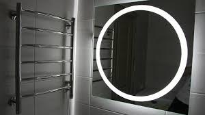 <b>Зеркало</b> с подсветкой за 2500 рублей в ванную комнату обзор ...