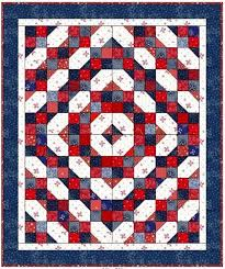 284 best quilting Bonnie Hunter images on Pinterest | Bonnie ... & Bonnie Hunter's Jamestown Landing. See More. Fourth Of July! - A Bonnie  Hunter design - love her scrappy quilts Adamdwight.com