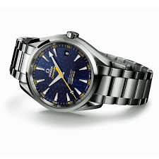 top 5 limited edition harrods watches for men the jewellery editor omega seamaster aqua terra 150m james bond