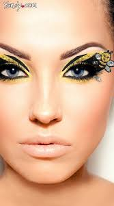 ble bee costume makeup photo 4