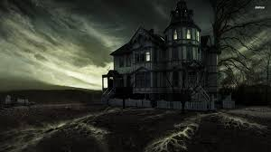 Spooky House wallpapers HD free ...