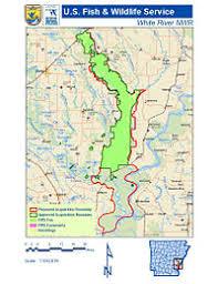 white river national wildlife refuge wikipedia White River Arkansas Map white river national wildlife refuge white river arkansas map app