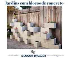 Encontre bloco jardim vertical no mercadolivre.com.br! Olha So Que Ideia Blocos Waldir Artefatos De Concreto Facebook
