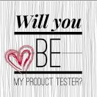product tester