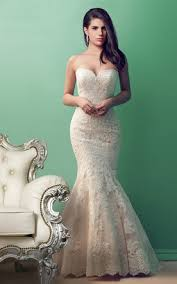 lace ivory color wedding dresses ivory bridals dress with lace