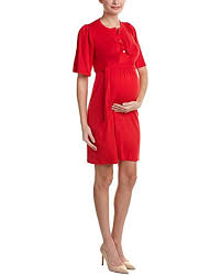 Everly Grey Womens Maternity Lindsay Dress