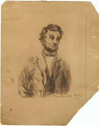 forbes house museum lincoln essay drawing contest drawing of lincoln by miss mary bowditch forbes