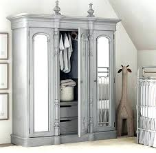 clothing armoire closet clothing white wardrobe armoire with mirror armoire closet canada