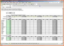 Profit Spreadsheets Business Expense And Profit Spreadsheet Rome Fontanacountryinn Com