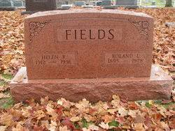 Roland Lester Fields (1895-1978) - Find A Grave Memorial