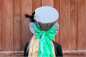 diy mad hatter hat 4