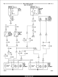 brake light wiring diagram jeepforum com here s a couple wiring diagrams that help you out