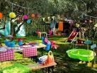 Ландшафтный дизайн детские площадки
