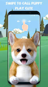 3d cute puppies dog animated live wallpaper